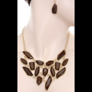 CB04 Geometric Brown Statement Set