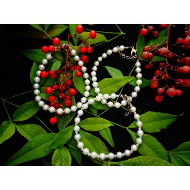PB03 Pearl Bracelet Set