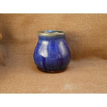Royal Blue Pot