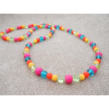 NA73 Multi-Colored Single Strand